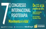 7 Congresso Internacional de Fisioterapia em Porto de Galinhas - Recife