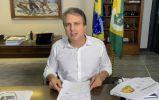 CAMILO ASSINA PRÉ-ACORDO PARA DEFINIR DIRETRIZES DO PROJETO DE INTEGRAÇÃO DO RIO SÃO FRANCISCO